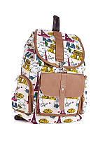 Женскай рюкзак из экокожи (39×32) — купить оптом в одессе 7км