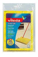 Салфетка для пола с микрофиброй Экстра Софт  Vileda
