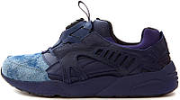 "Мужские кроссовки Gallery x UNITED ARROWS x SONS x Puma Disc ""Indigo"" Blue"