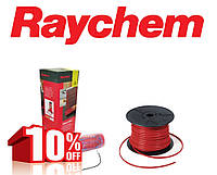 Электрический теплый пол Греющий Нагревательный кабель Rayсhem (райхем) Бельгия