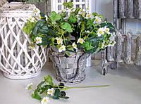 Искусственные цветы Ежевика ветка