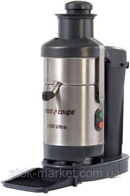 Соковыжималка эл. Robot Coupe J100 Ultra