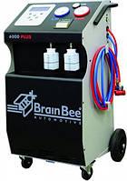 Установка для заправки кондиционеров Brain Bee Clima 6000 Plus (с принтером)