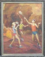 Лавриненко В.И. ,,Игра,, 1990.