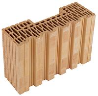 Керамический блок HELUZ FAMILY 2in1 38-K-1/2 шлифованный