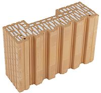 Керамический блок HELUZ FAMILY 38-K-1/2 шлифованный