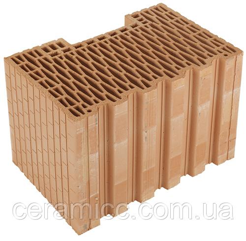 Керамический блок HELUZ FAMILY 38-K шлифованный