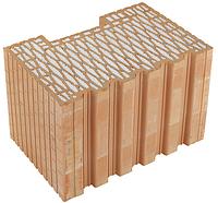 Керамический блок HELUZ FAMILY 2in1 38-K шлифованный
