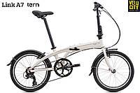 Велосипед TERN Link A7 белый, фото 1
