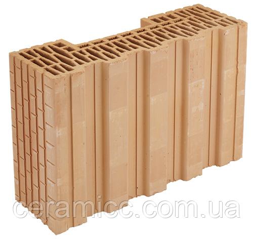 Керамический блок HELUZ STI 38-K-1/2 шлифованный