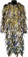 Маскировочный костюм Леший с лоскутами из сетки (куртка и брюки). Расцветка Дуб.