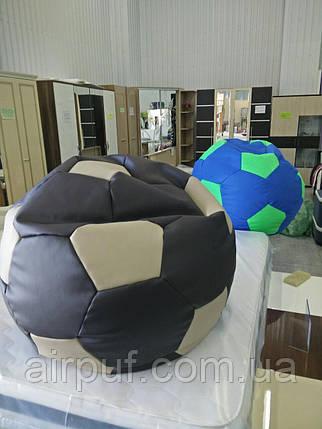 Кресло-мяч (материал Эко-кожа Зевс), размер 80 см, фото 2