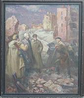 Лавриненко В.И. ,,В освобожденном Киеве,, 1987