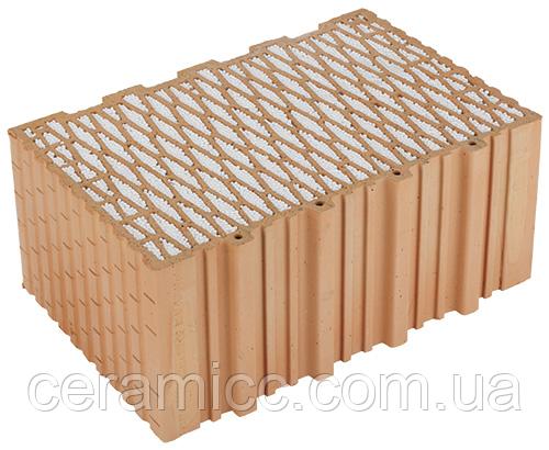 Керамический блок HELUZ STI 38 шлифованный