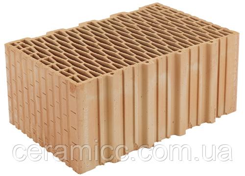 Керамический блок HELUZ STI 38-N шлифованный