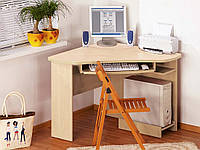 Стол угловой + подставка СК-3751 серия Софт (Комфорт) 1000х1000х755мм
