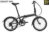 Велосипед TERN Link A7 серый металлик, фото 1
