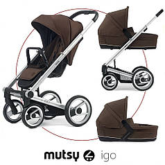 Детская коляска 3 в 1 Mutsy Igo Comfort