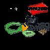 Переходник карбюратора 40/44 бензокосы ( к-кт WINZOR)
