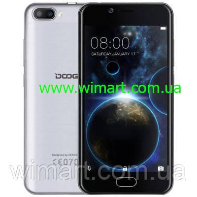 Смартфон Doogee Shoot 2 16Gb (silver). Купить в Украине.
