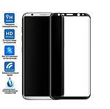 3D захисне скло для Samsung Galaxy S8 Plus (SM-G955F) - Black, фото 3