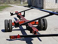 Тележка для транспортировки жатки ВТЖ-9(одноосная)
