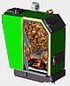 """Котел твердотопливный """"Gefest-profi S"""" 80 кВт двухзонного пиролизного сжигания"""