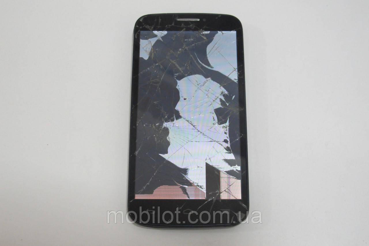 Мобильный телефон Alcatel One Touch 7041D POP C7 Dual Sim Bluish Black