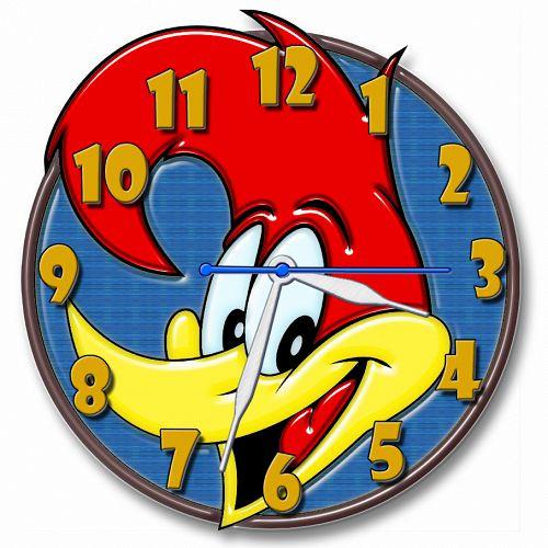 Часы настенные- картина AR16 30x30cm