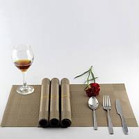 Сервировочные коврики для стола 4 шт, фото 1