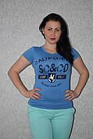 Стильная женская футболка Турция