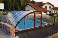 Павильон для бассейна CLASSIC 10,6 м. х 5,1 м.