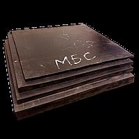 Техпластина МБС толщина 10мм. ГОСТ 7338-90  листах