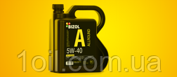 Масло моторное BIZOL Allround 5W-40 1L