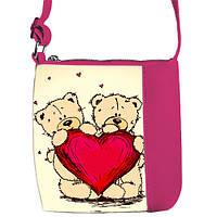 Детская сумочка для девочки Моя принцесса с Мишкой Тедди