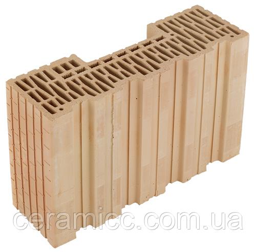 Керамический блок HELUZ STI 40-K-1/2 шлифованный