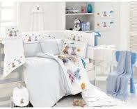 Комплект дитячої постільної білизни для новонароджених у ліжечко First Choice Hapy baby Mavis