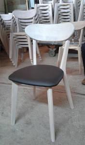 Стілець кухонний Позовом Новий GOOD WOOD Рускополянский Меблевий Комбінат Явір, фото 2