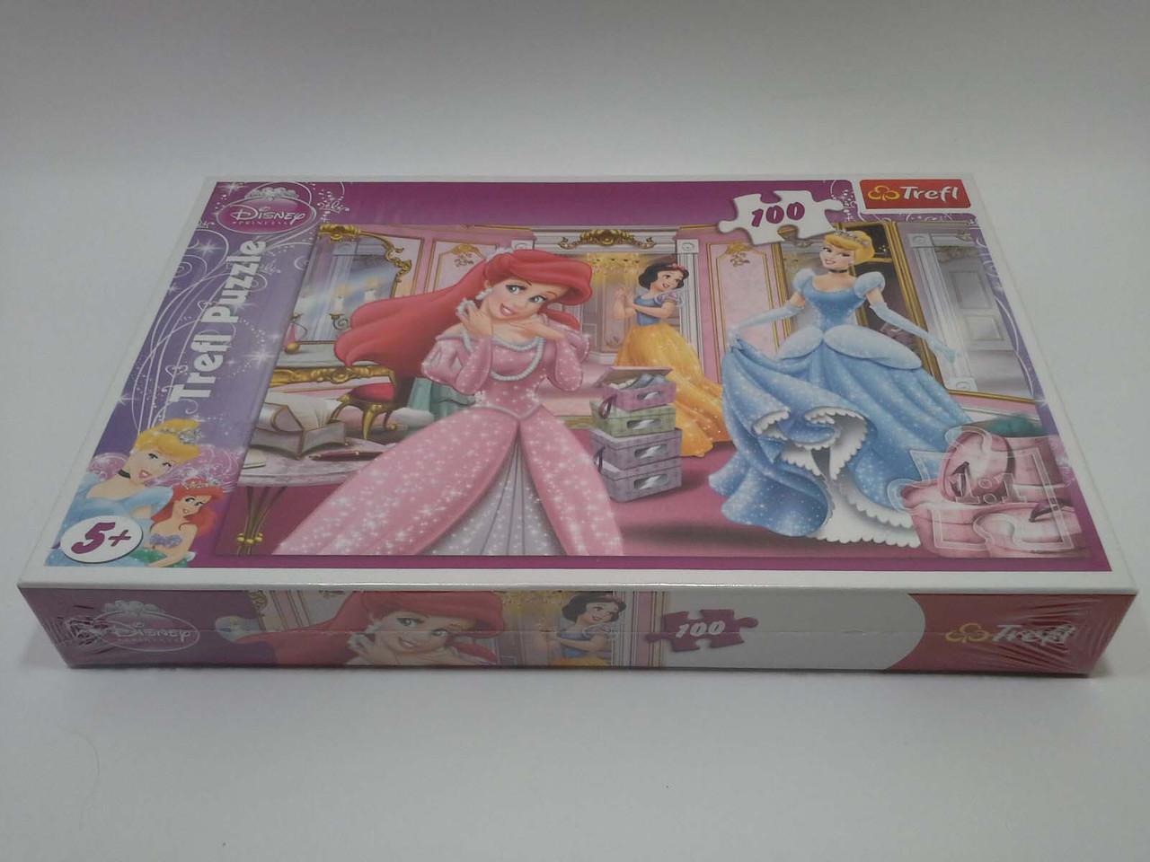 Пазлы TREFL 16186 Принцессы