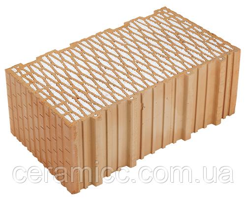 Керамический блок HELUZ FAMILY 50-K 1/2 шлифованный