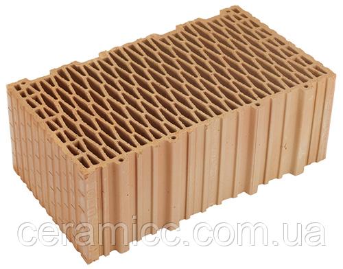 Керамический блок HELUZ STI 44-N шлифованный