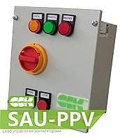 Шкаф управления вентилятором подпора воздуха SAU-PPV-0,24-0,40
