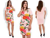 """Платье """"Розы"""" в расцветках 18960, фото 1"""