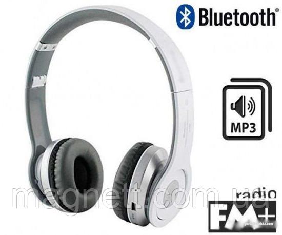 Беспроводные Bluetooth наушники S450S с MP3, AUX и FM