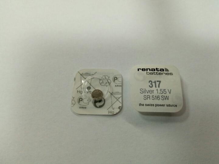 Батарейка часовая Renata SR516 (317)