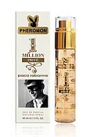 Мужской мини парфюм с феромонами Paco Rabanne 1 Million (Пако Рабанн 1 Миллион), 45 мл