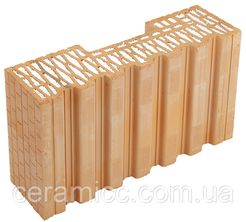 Керамический блок HELUZ FAMILY 2in1 44-K-1/2 шлифованный