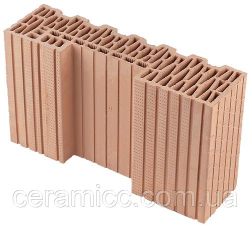 Керамічний блок HELUZ PLUS 44-K-1/2 шліфований