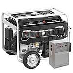 Однофазный бензиновый генератор MATARI MX7000E-ATS (5,5 кВт)