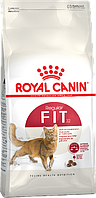 Royal Canin (Роял Канин) FIT 32 (ФИТ 32) сухой корм для взрослых кошек до 10 лет 10КГ